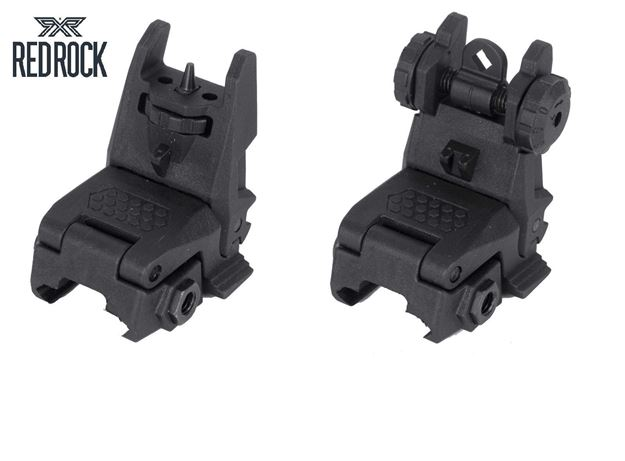 Picture of RR - FLIP FRONT SIGHT + FLIP REAR SIGHT